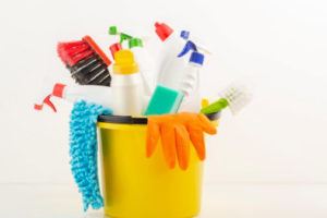 office cleaning tips image